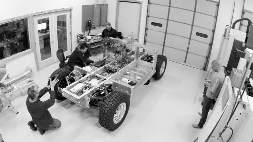 "Bollinger B1 Electric Truck - A ""Making Of"" Video"