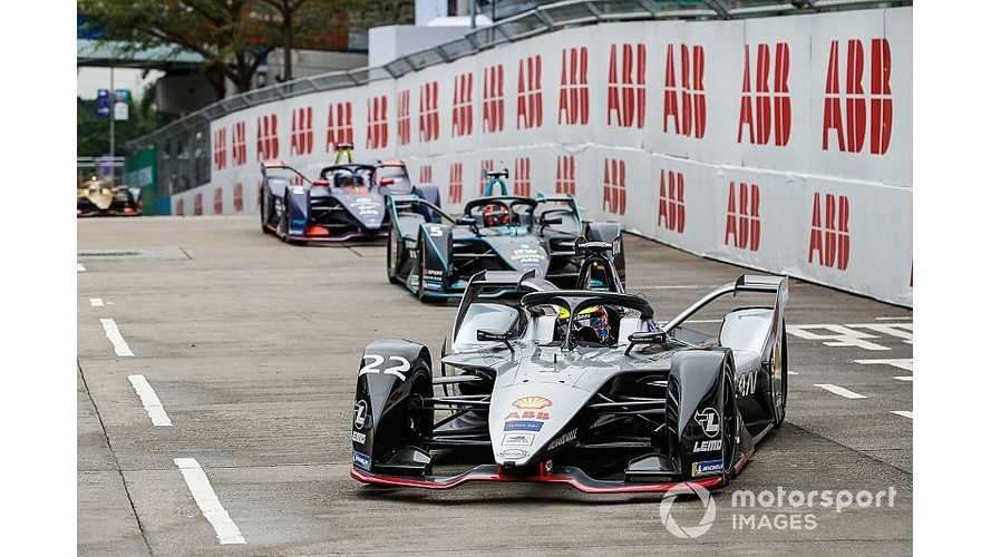 Rowland Explains Button Mishap That Ruined Formula E Race