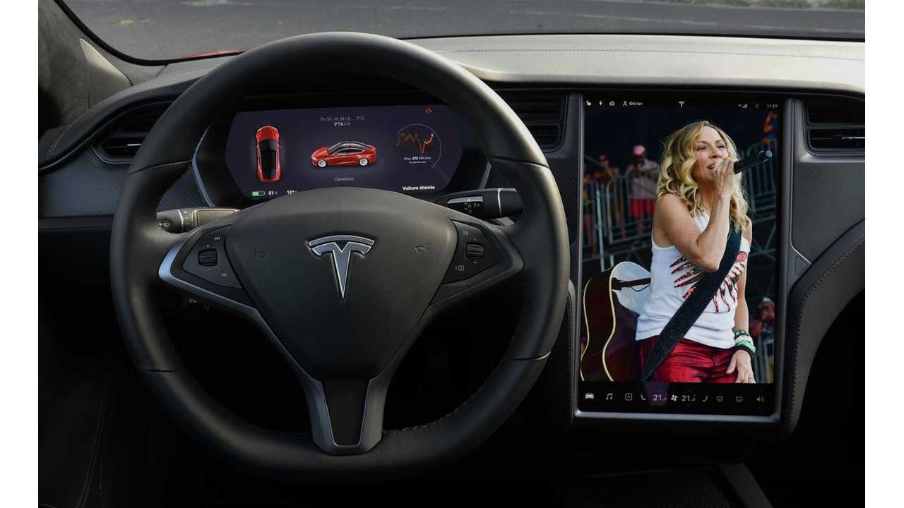 Not Your Average CEO: Musk Rescues Tesla-Owning Celebrity In Need