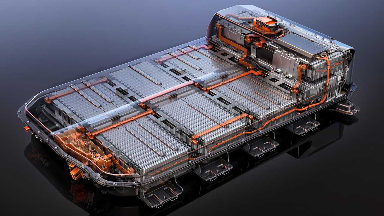 The Chevy Bolt's 60 kilowatt-hour battery pack provides an estimated 238 miles of range.