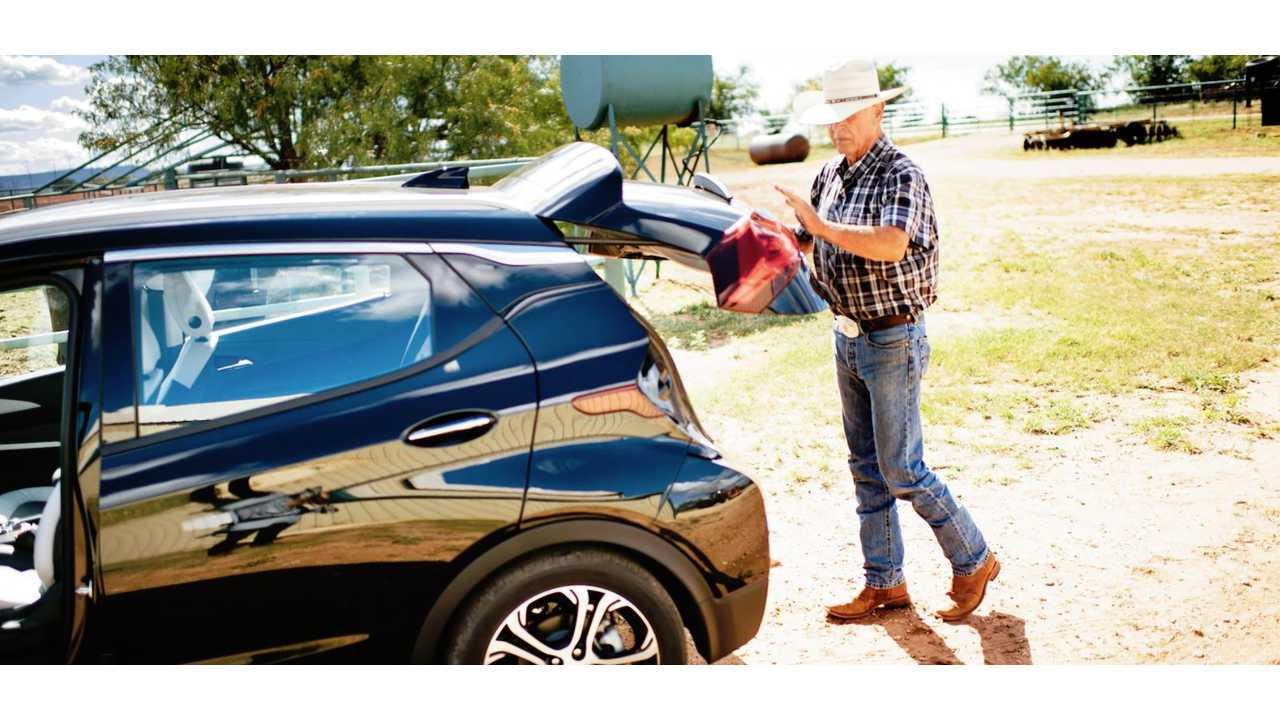 Chevy Bolt EV Owners On Rural Texas Ranch: This Car Has Got Guts