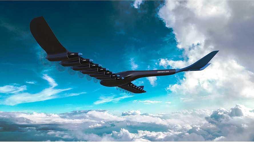 Meet The World's First Hydrogen-Electric Passenger Aircraft: Element One