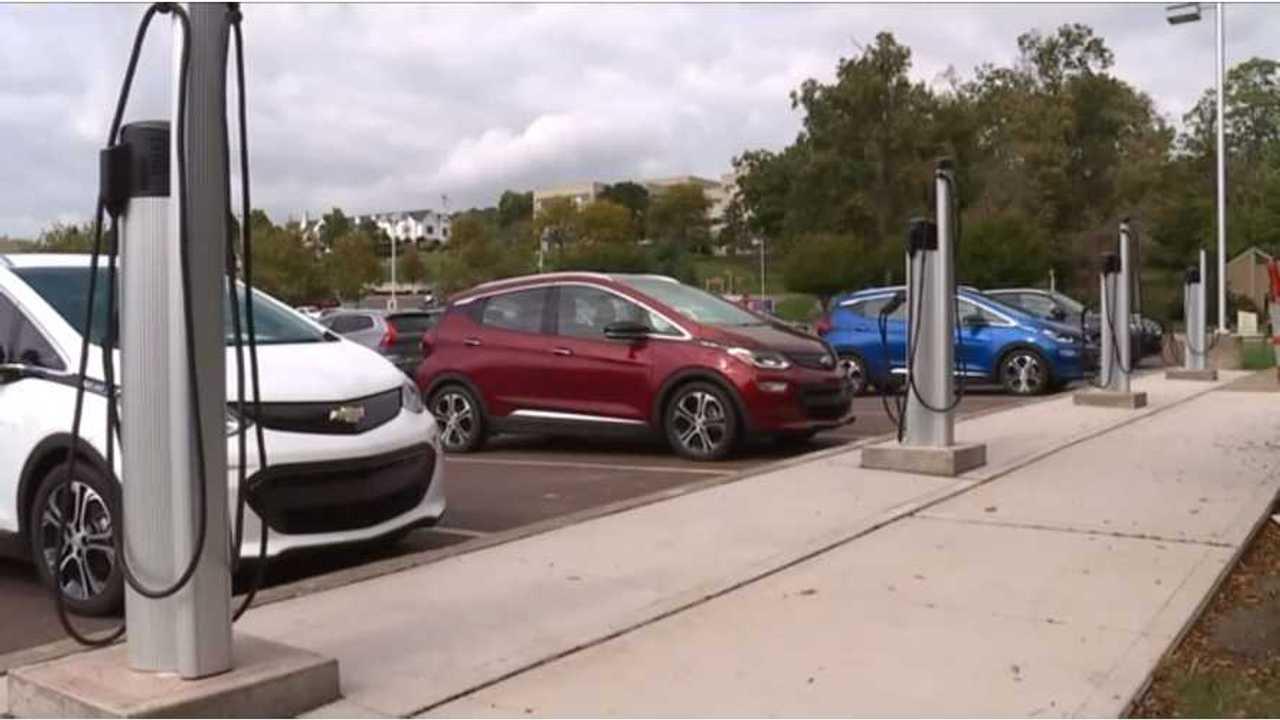 Hundreds Try Chevy Bolt At GM Pilot Program In Pennsylvania