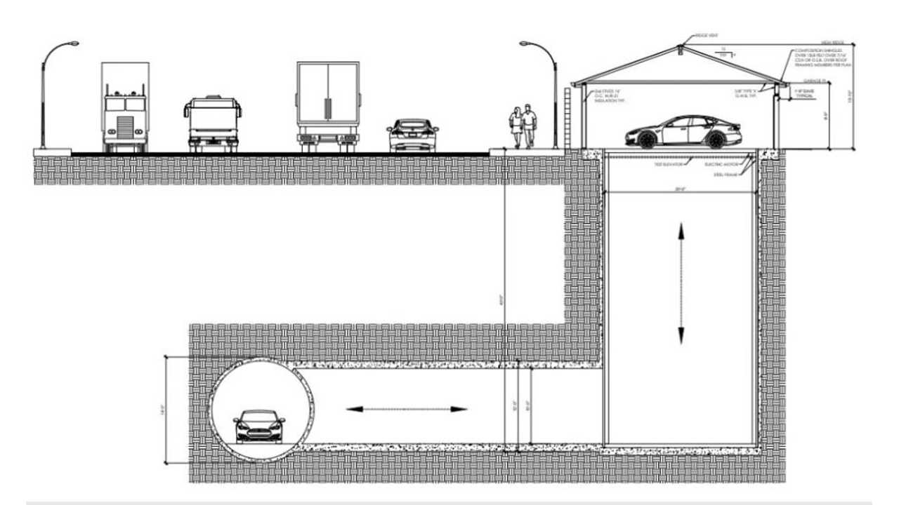 Boring Company Gets Approval To Build Tunnel In Residential Garage
