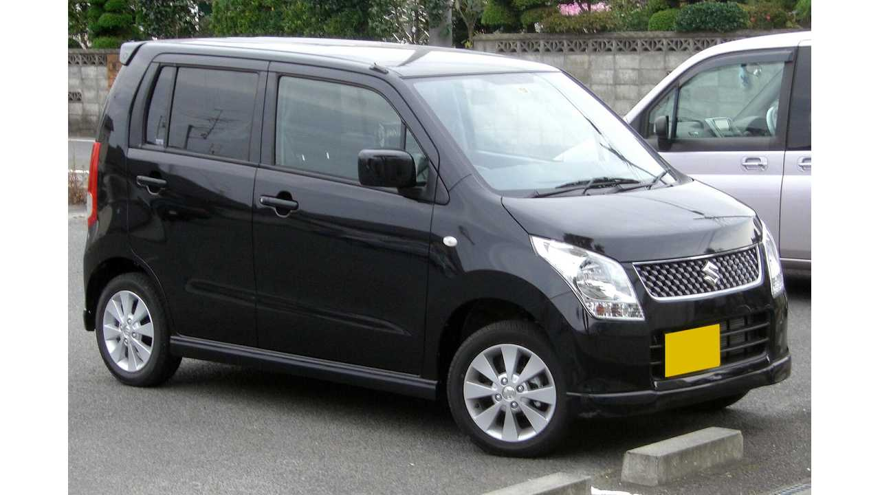Suzuki To Test Its First Electric Cars In India