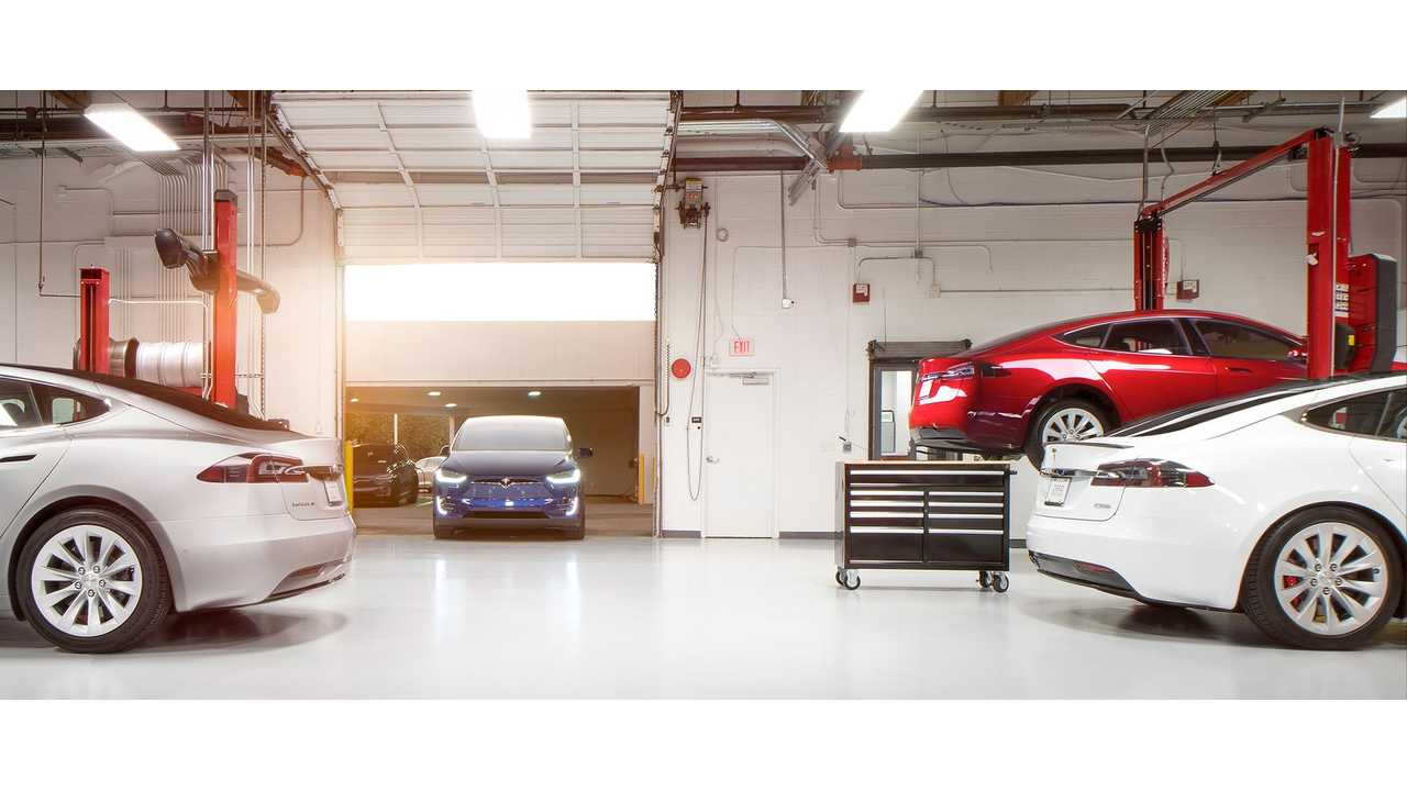 Tesla Is Lowest-Ranked For Quality Of Service In Norway
