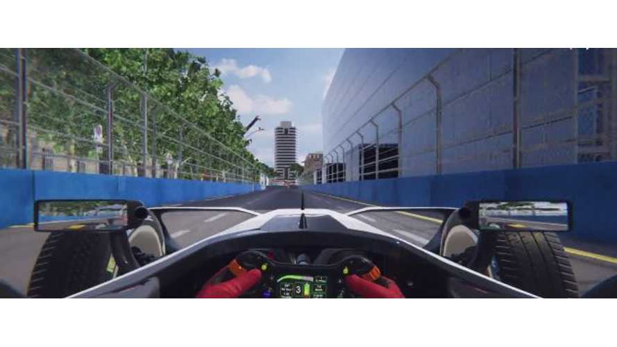 Take This Virtual Hot Lap Aboard Formula E