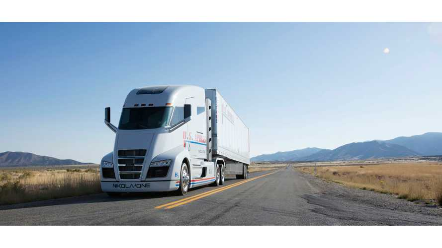 Nikola Motors Semi Fleet Will Be Like Massive Air Purifiers