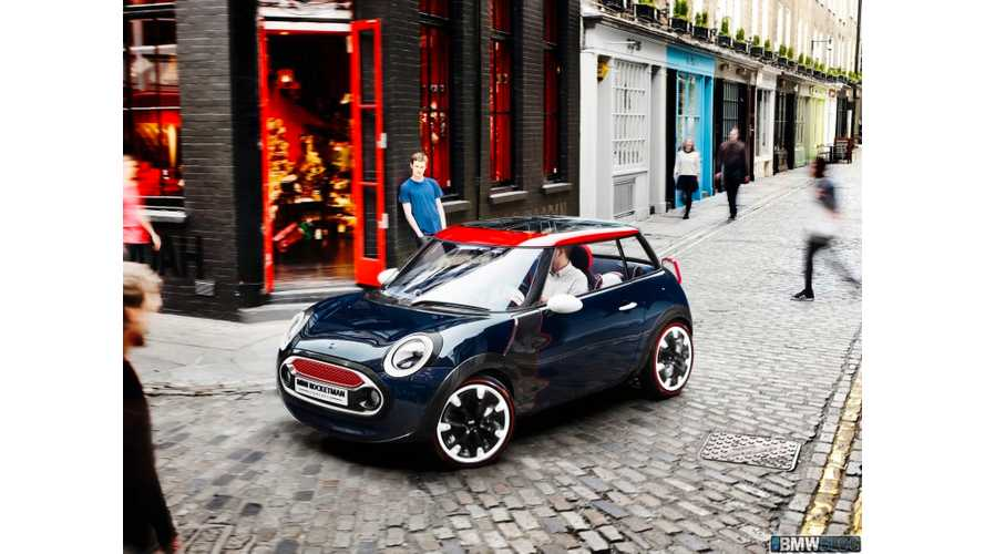 Mini Rocketman Confirmed For Production - Pure Electric Version Coming