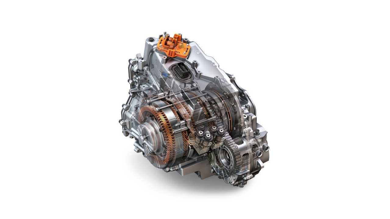 The all-new Voltec drive unit used in the second-generation Chevrolet Volt is 100 lbs. lighter and up to 12 percent more efficient than the previous system.