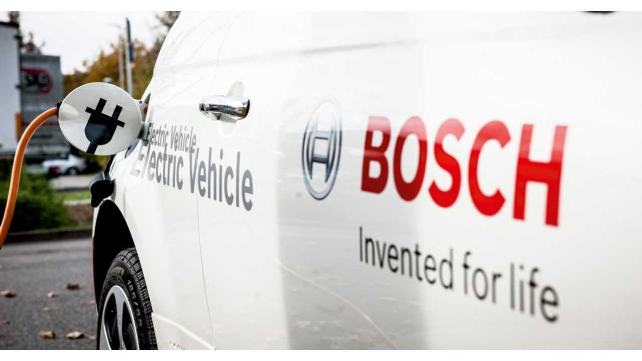 NIO ve Bosch Ortaklığı