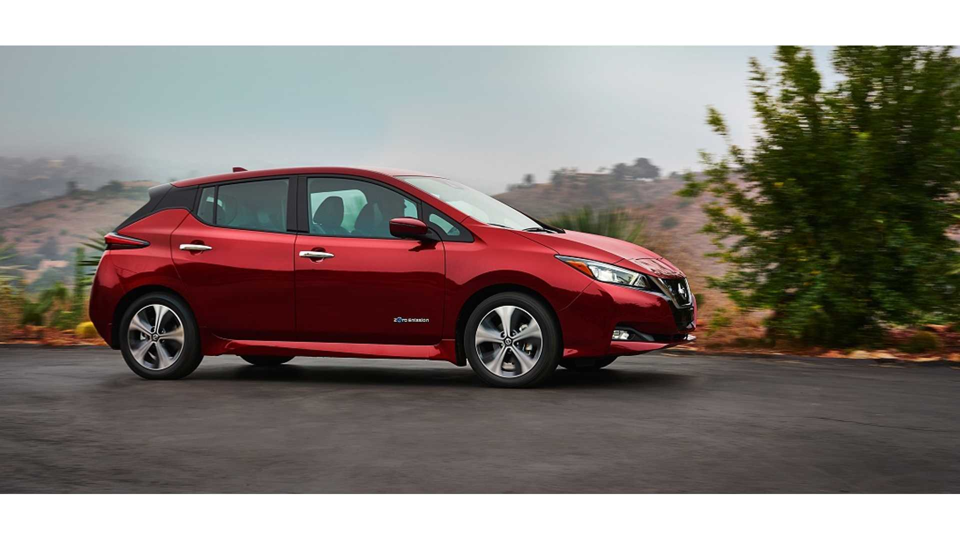 Nissan Leaf Based Electric Suv To Debut Next Month Sedan Follow