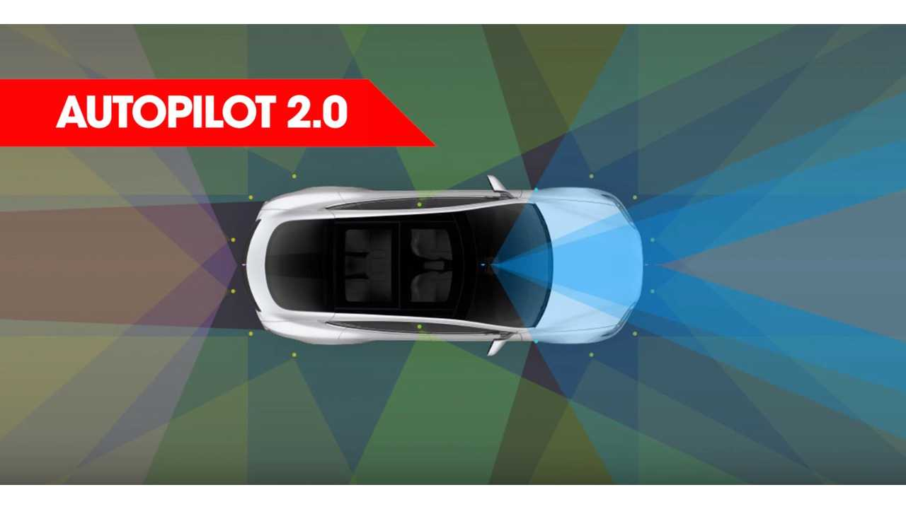 Get 5% Off Insurance For Use Of Tesla Autopilot
