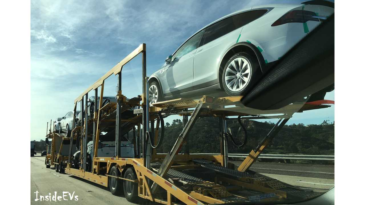 May EV Sales Strong In US, Thanks To Some Help From The Tesla Model X