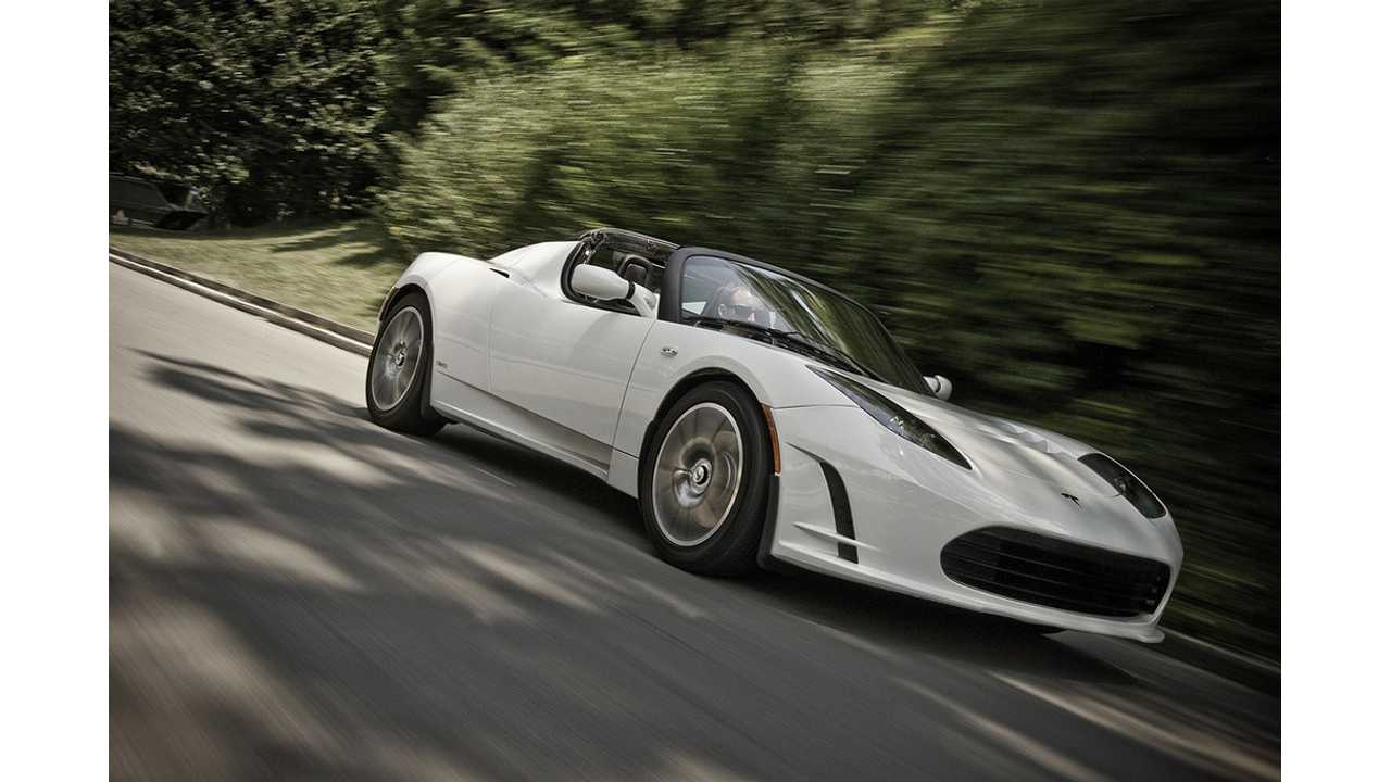 Elon Musk Confirms New Tesla Roadster To Be