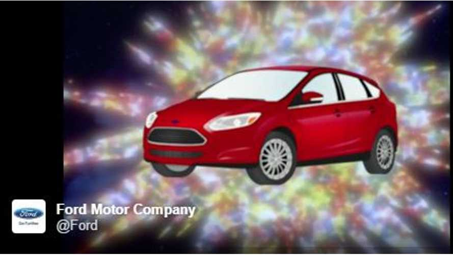 Captain Planet Pitches Ford Focus EV (w/video)