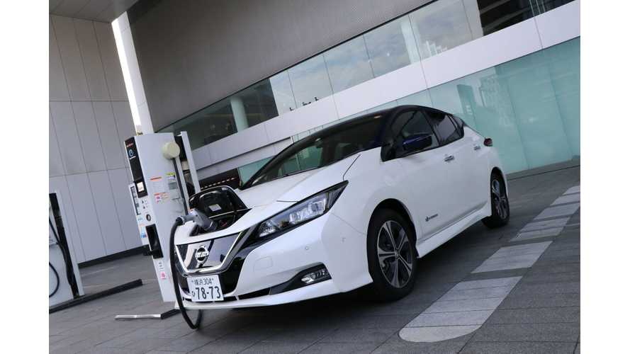 Plug-In Electric Car Sales Ranked By OEM - 2018 YTD Through July