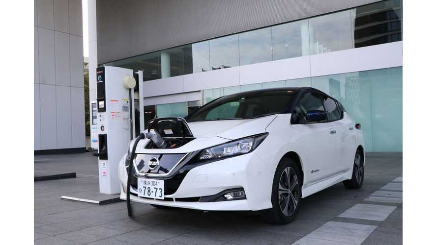 China Turns To CHAdeMO For Fast Charging: Single Unified Standard