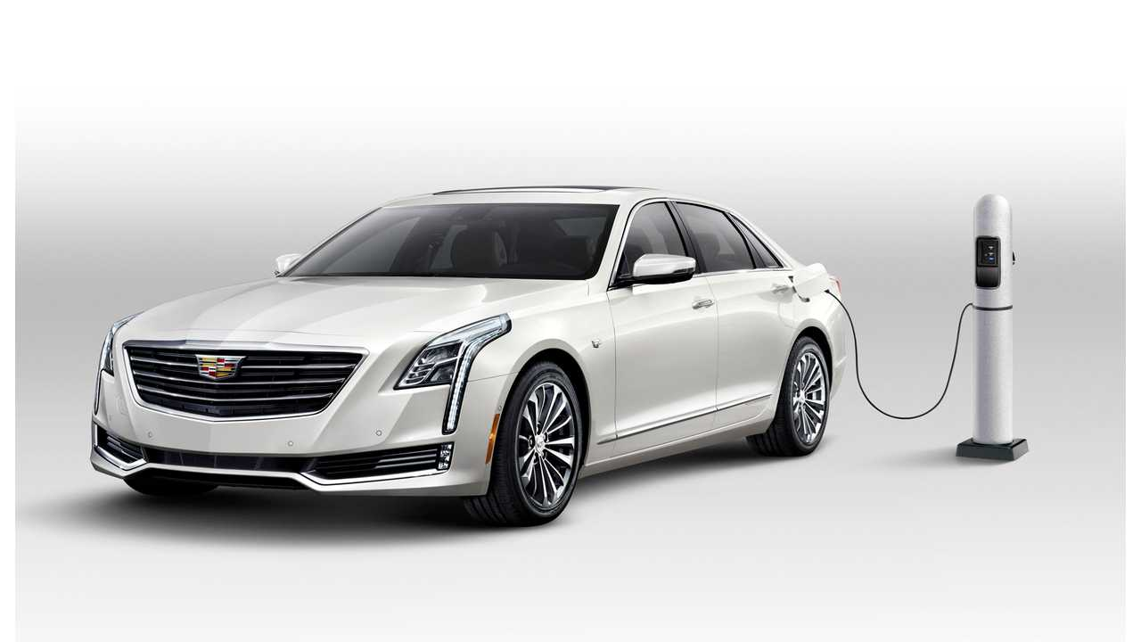 The Cadillac CT6 PHV Zips To 60 MPH In Just 5.2 Seconds