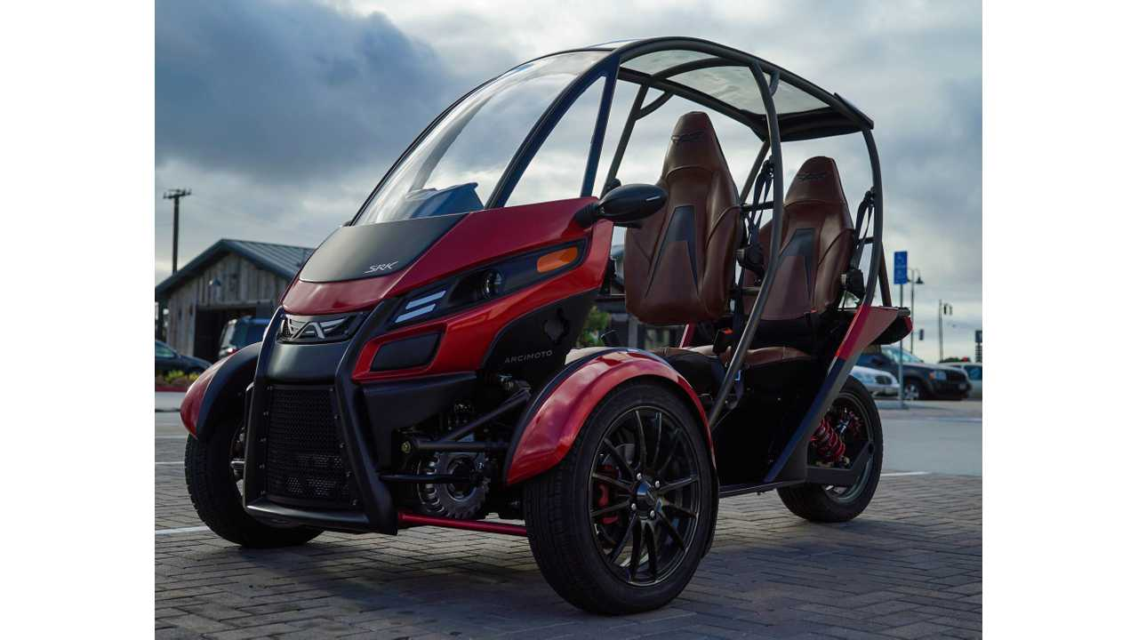 Arcimoto Files for IPO Under Reg A, with new capital to fuel final stages of breakthrough three-wheeled SRK everyday electric vehicle starting at $11,900