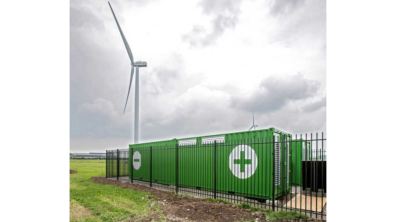 Alfen delivers mega energy storage system for Nuon (with BMW i3 batteries)