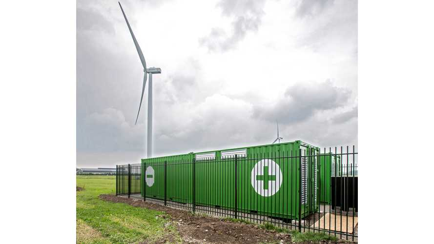 BMW Provides Batteries For 3 MW Energy Storage System