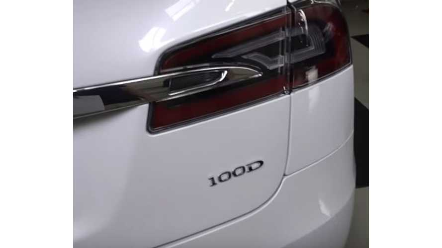 Tesla Model S 100D Featured By Fully Charged