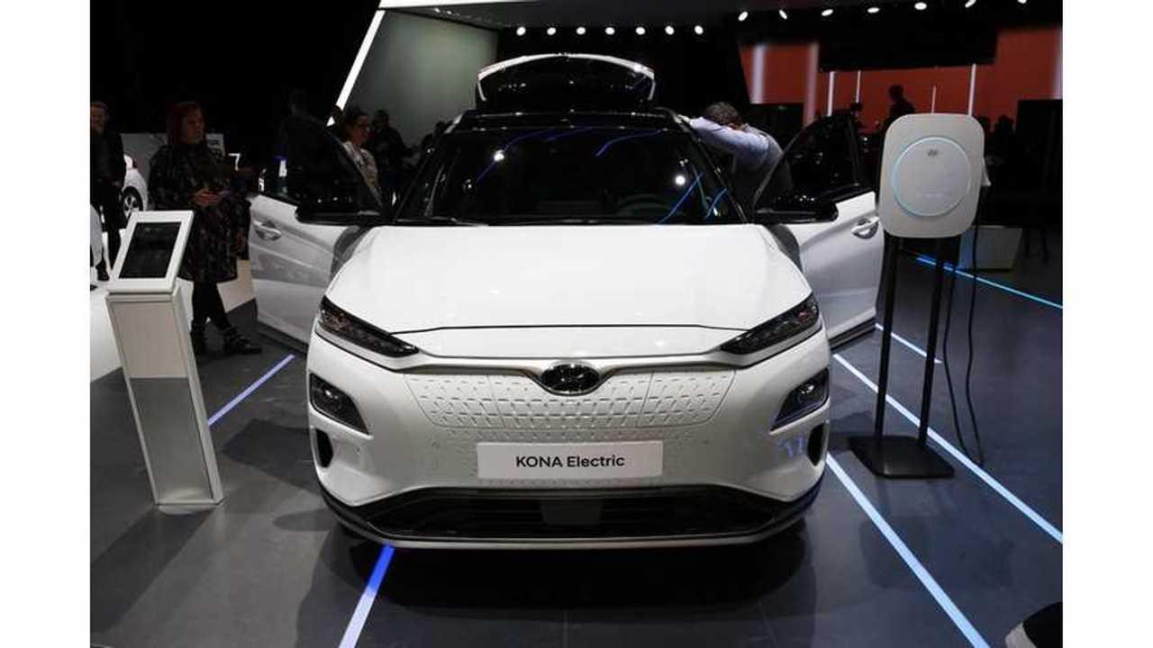 First Look At Hyundai Kona Electric - Autogefühl