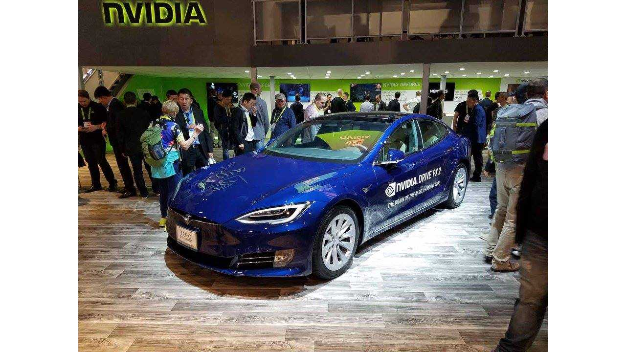 Nvidia's New Supercomputer Will Enable Level 5 Autonomous Driving