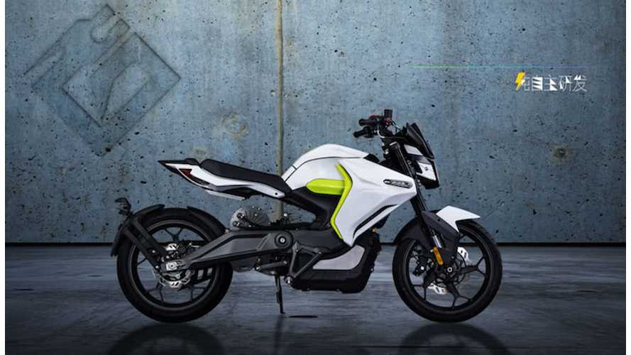 Sur-Ron Reveals White Ghost Electric Motorcycle