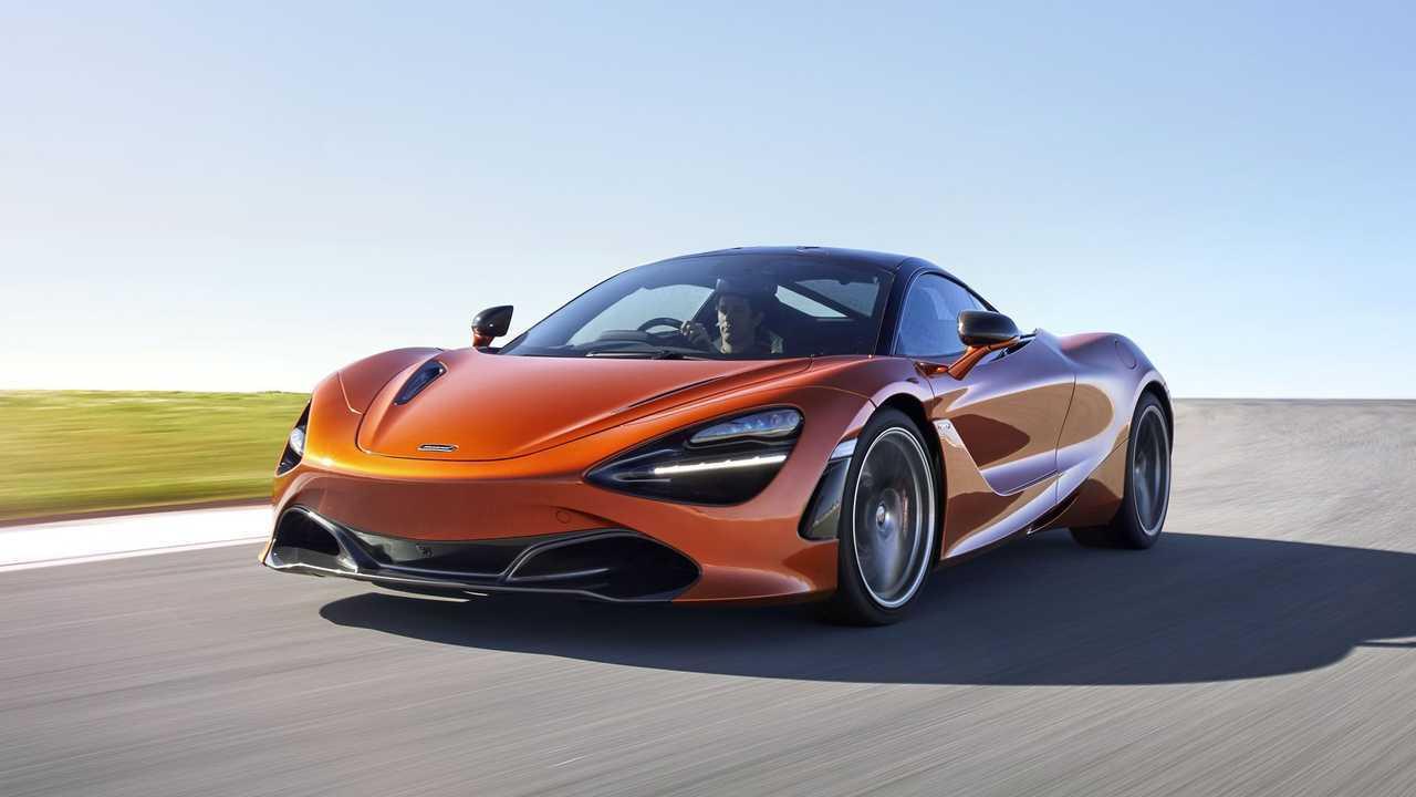 7 - McLaren 720S