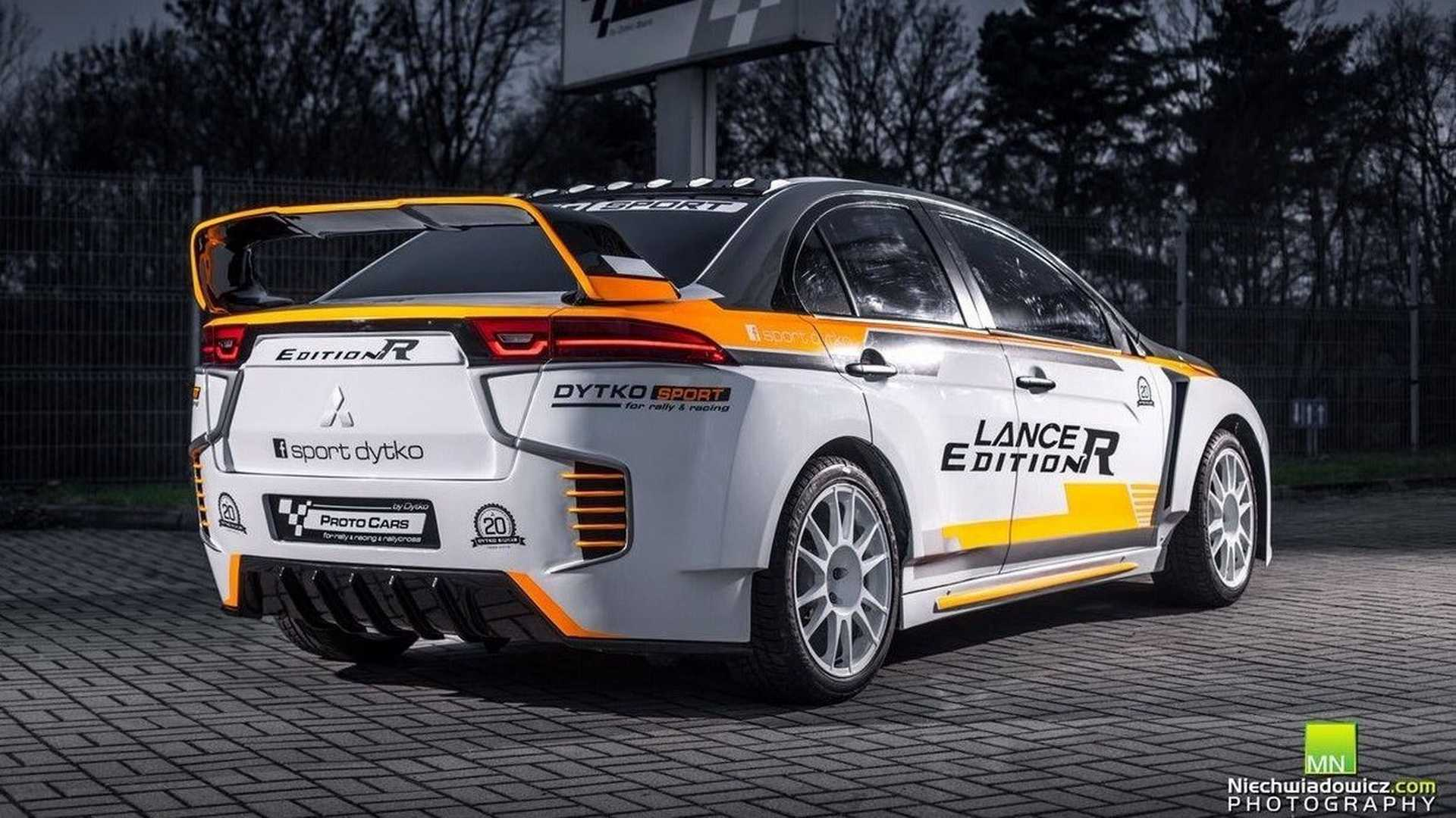 Lancer Edition R Is The New Evo Mitsubishi Won T Build