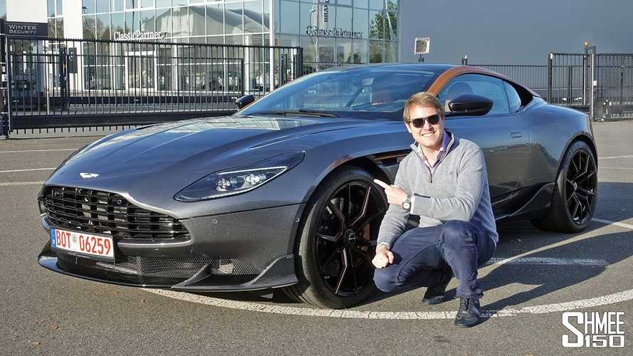 Aston Martin DB11 Tastefully Tuned By Startech Shown On Video