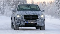 Mercedes-Benz GLE Coupe spy photo