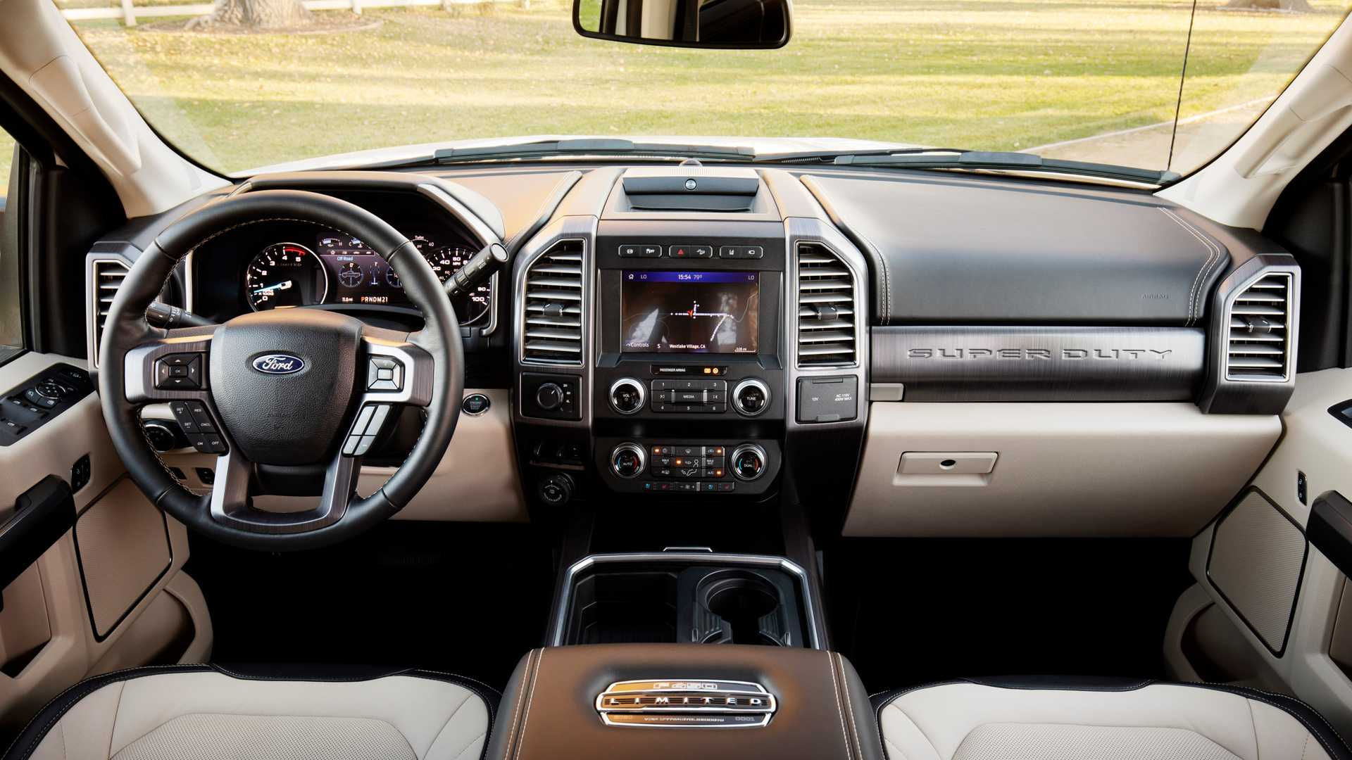 2015 - [Ford] F Series - Page 3 2020-ford-super-duty-interior