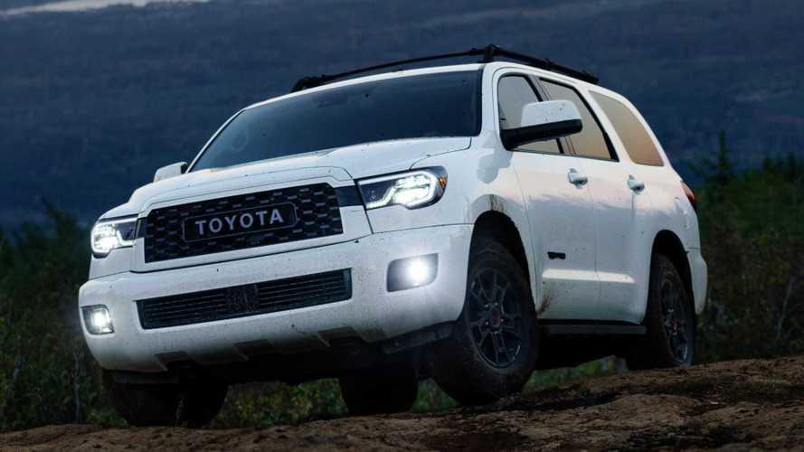 Toyota Sequoia TRD Pro tanıtıldı