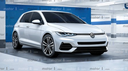 Nuova Volkswagen Golf 8, tutto quello che sappiamo (e immaginiamo) su di lei
