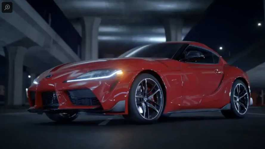2020 Toyota Supra Accidentally Unveiled In Official Tweet