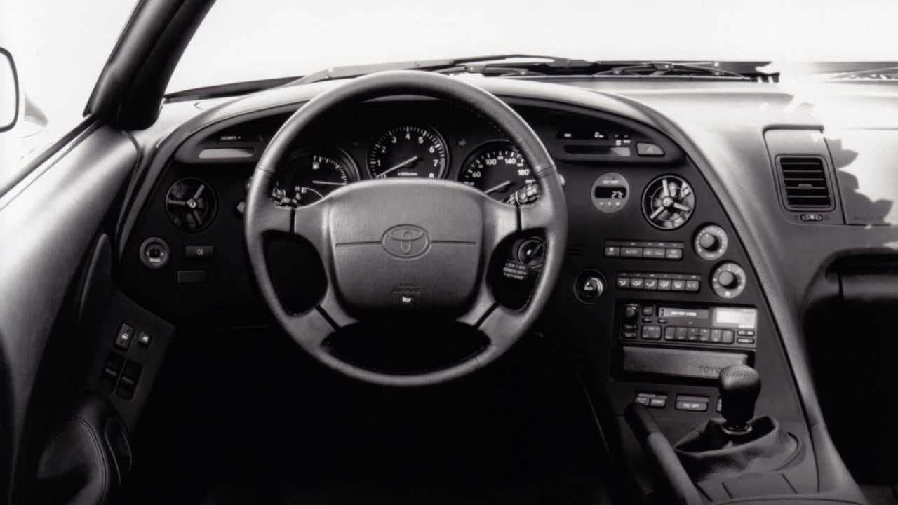 2020 Toyota Supra Vs. Supra MK4