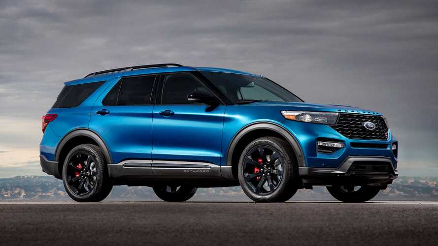 2021 Ford Explorer Prices Fall Across The Board, And By A Lot