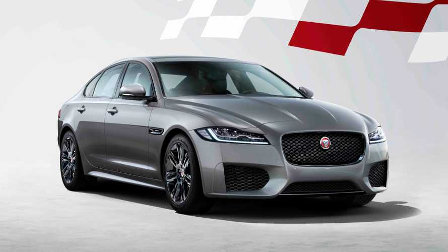 Jaguar reveals sporty new XF Chequered Flag special edition