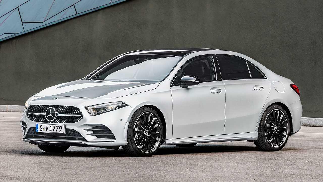 Mercedes-Benz A-Serisi Sedan