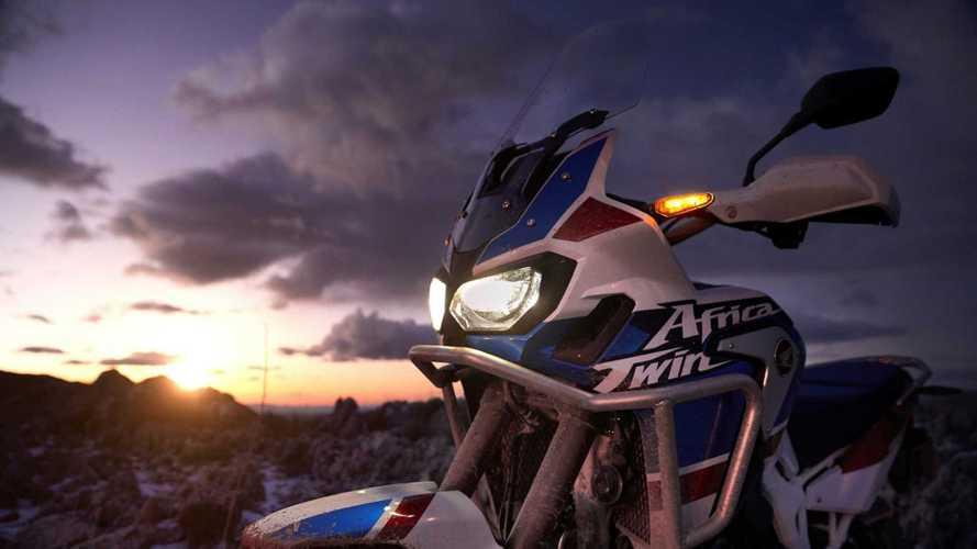 Essai Honda Africa Twin Adventure Sports DCT - La piste légendaire