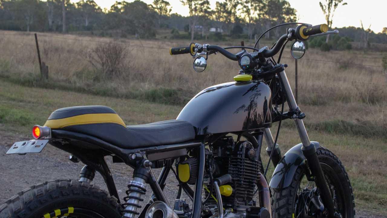 Handcrafted-Custom Motorcycle Film