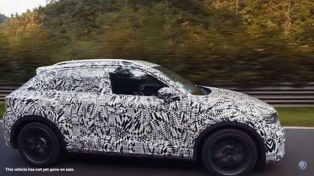 Volkswagen montre le T-Roc R pour la première fois