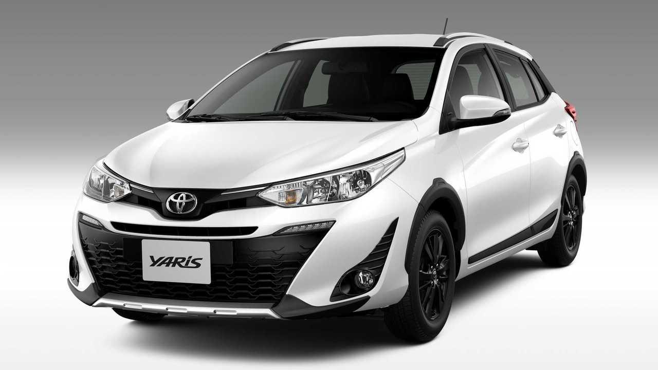 Toyota Yaris X-Way