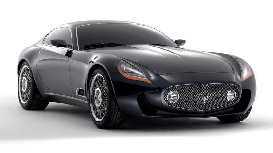 Prototipos olvidados: Maserati A8 GCS Berlinetta Touring 2008