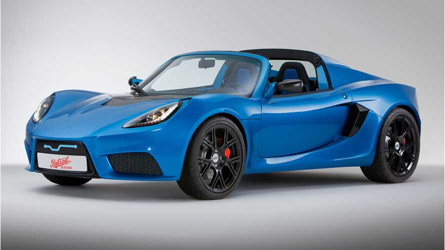 Detroit Electric Says Goodbye to Detroit - Will Manufacture SP:01 Roadster in Holland