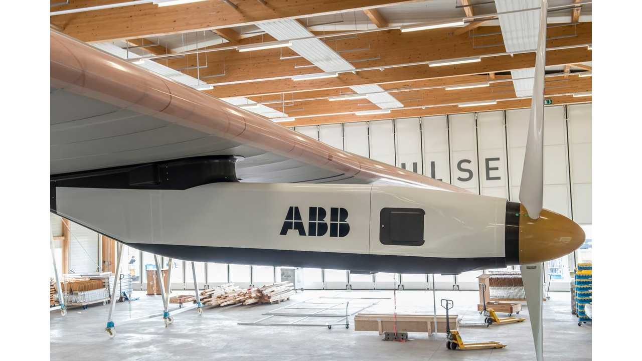 ABB Joins Solar Impulse For First-Ever Round-the-World Flight Powered By The Sun