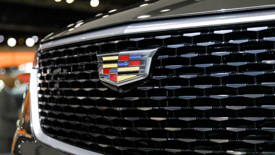 Cadillac Explains Why Its Badge Sits High On The Grille